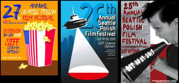 Seattle Polish Film Festival Poster Contest